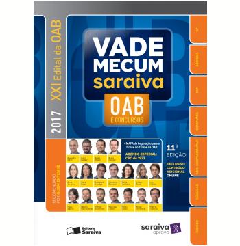 Vade Mecum OAB e Concursos - 2017