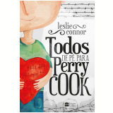Todos De Pé Para Perry Cook - Leslie Connor