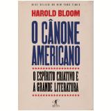 O Cânone Americano - Harold Bloom