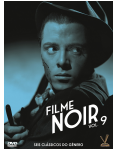 Box Filme Noir - Com 6 Cards (Vol. 9) (DVD)
