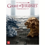 Game Of Thrones - Temporadas Completas 1-7 (DVD) - DAVID BENIOFF