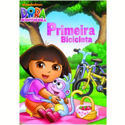DVD - Dora A Aventureira Primeira Bicicleta - 7890552109107