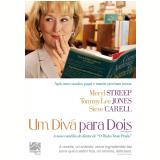 Um Divã para Dois (DVD) - Steve Carell, Meryl Streep, Tommy Lee Jones