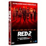 Red 2 (DVD) - Vários (veja lista completa)