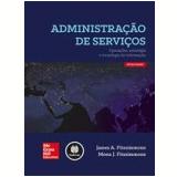 Administracao De Servicos - James A. Fitzsimmons
