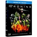 47 Ronins 3D (Blu-Ray) - Vários (veja lista completa)