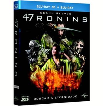 47 Ronins 3D (Blu-Ray)