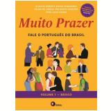 Muito Prazer - Fale O Portugues Do Brasil, Vol.1 Inclui Cd De Audio - Telma de Lurdes Sao Bento Ferreira