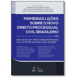 Primeiras Lições Sobre O Novo Direito Processual Civil Brasileiro - Humberto Theodoro Junior