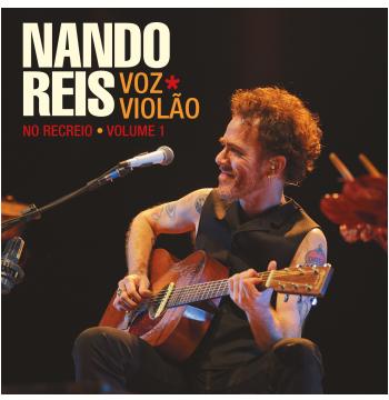 Nando Reis- Voz e Violão (CD)
