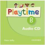Playtime B Class Cd (Audio Cd) (CD) -