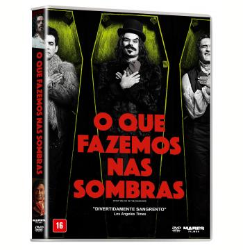 O Que Fazemos Nas Sombras (DVD)