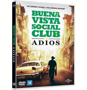 Bluena Vista Social Club - Adiós (DVD)