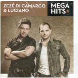 Zezé Di Camargo & Luciano - Mega Hits (CD) - Zezé Di Camargo & Luciano