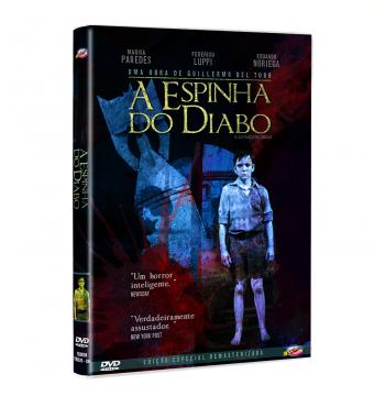 A Espinha do Diabo (DVD)