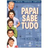 Papai Sabe Tudo - Primeira Temporada Completa (DVD) - Diversos (Diretor)