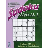 Sudoku (Difícil 1) - Grupo Coquetel