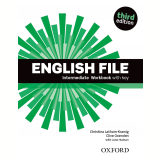 English File Intermediate - Workbook With Key - Third Edition -