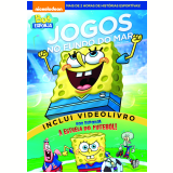 Bob Esponja -  Jogos No Fundo Do Mar (DVD) - Vincent Waller