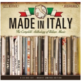 Made In Italy – The Complete Anthology (CD) - Vários Artistas