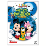 O Musical Monstruoso Do Mickey (DVD) -