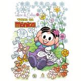 Livro de Colorir Turma da Mônica - Mauricio de Sousa
