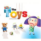 Our World 1 (bre) - Reader 6: The Toys - Jill Korey O'sullivan