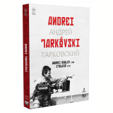 Box - Andrei Tarkóvski + 2 Cards (DVD) - Andrei Tarkovski (Diretor)