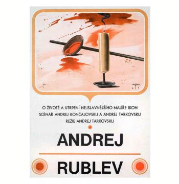Box - Andrei Tarkóvski + 2 Cards (DVD)