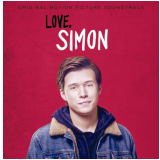 Love, Simon - Original Motion Picture Soundtrack  (CD) - Varios Interpretes