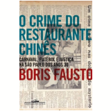 O Crime do Restaurante Chin�s