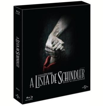A Lista de Schindler - Edição de Colecionador (Blu-Ray)