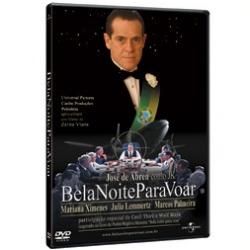 DVD - Bela Noite Para Voar - Mariana Ximenes, Marcos Palmeira, José de Abreu - 7892141415071