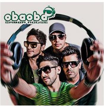 Oba Oba - Samba House (CD)