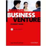 Business Venture Beginner Student Book With Multirom -