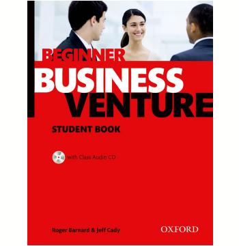 Business Venture Beginner Student Book With Multirom