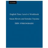 English Time 4 - Workbook -