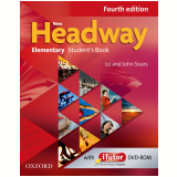 New Headway Elementary Student Book And Itutor - Fourth Edition - John And Liz Soars