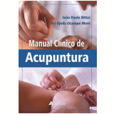 Manual Clinico De Acupuntura - Joao Paulo Bittar