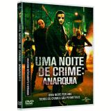 Um Noite De Crime A - Anarquia (DVD) - James DeMonaco