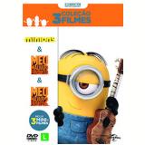 Coleção Os Minions (DVD) - Vários (veja lista completa)