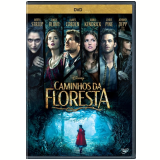 Caminhos Da Floresta (DVD) - Johnny Depp, Meryl Streep, Anna Kendrick