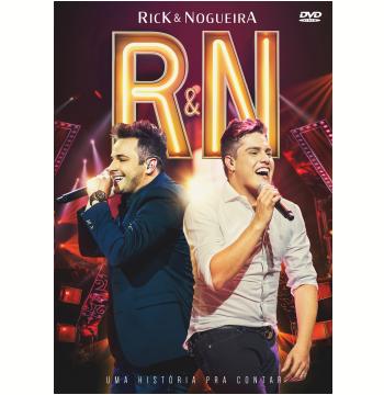 Rick e Nogueira - Uma História pra Contar (DVD)