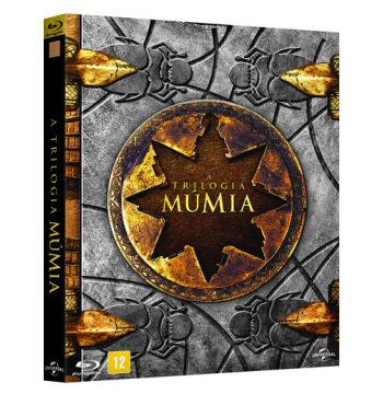 Box - Triologia - A Múmia  (Blu-Ray)