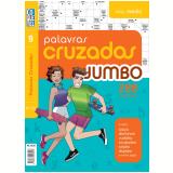 Palavras Cruzadas - Jumbo - Nível Médio - Livro 9 - Equipe Coquetel