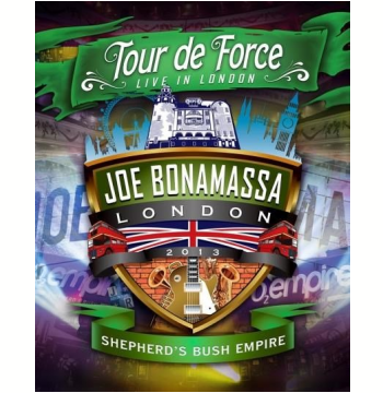 Joe Bonamassa - Shepherd's Bush Empire (DVD)