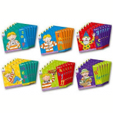 Oxford Reading Tree Floppys Phonics Sounds And Letters 1+ Class Pack (36) -