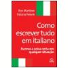 Como Escrever Tudo em Italiano