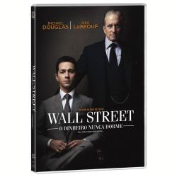 DVD - Wall Street - O Dinheiro Nunca Dorme - Oliver Stone ( Diretor ) - 7898512976660