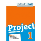 Project 1 New Itools Dvdrom - Third Edition - Tom Hutchinson